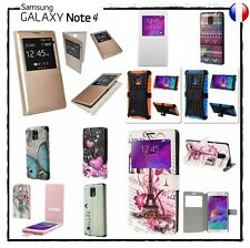 !! DESTOCKAGE !! Etui Coque Housse Case Cover Samsung Galaxy Note 4 - N910