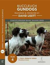 David Lisett Gundog Training -  Complete Springer Spaniel Series DVD 4