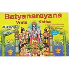 Satyanarayana Vrata Katha In Simple English Language, Illustrated Free Shipping