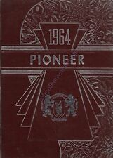 High School Yearbook Parkton Maryland MD Hereford High School Pioneer 1964