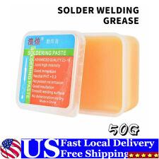 50g Rosin Soldering Flux Paste Solder Welding Grease Clean Amp Get The Job Done