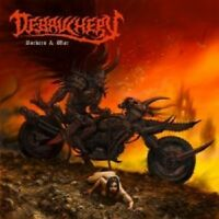 DEBAUCHERY - ROCKERS & WAR  CD NEU