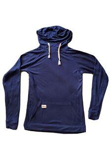 Royk Merino Wool Mix Midlayer Trekking Hoodie Size S