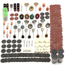 343pcs Electric Grinder Rotary Tool Accessories Kit Mini Rotary Power Drill Mult