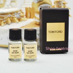 2 x TOM FORD NOIR DE NOIR =8 ml.