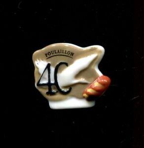 Fève à l'unité Poulaillon - 40 ans n°1 / 3.0p3e8