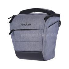 Andoer DSLR Camera Shoulder Sling Messenger Bag Gadget Case Weather Cover M5G2