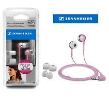 Genuine Sennheiser CX300 Noise Isolating Lanyard In Ear Earphones/Headphones