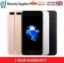 New Apple iPhone 7 32GB Black Unlocked 1 Year WARRANTY UK - Unlocked