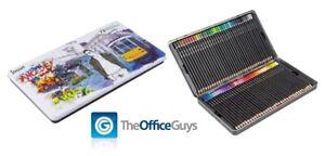 Jasart® Premium Art Colour Pencils Assorted Designer Tin of 72 FREE Delivery