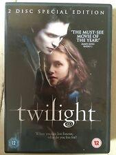 robert pattinson kristen stewart twilight 2008 ado horreur 2-Disc GB DVD