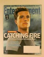 Entertainment Weekly Hunger Games Josh Hutcherson #1280 October 11, 2013