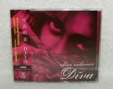 Akina Nakamori DIVA Taiwan Ltd 2-CD (Album CD+Remix CD)