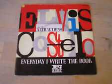 45 tours elvis costello and the attractions everyday i