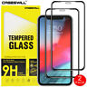 For iPhone 11 Pro X XR XS Max Caseswill Premium Tempered Glass Screen Protector