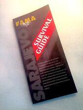 Sarajevo Survival Guide (1993, Paperback)