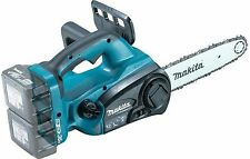 Makita Cordless Chainsaw 18v X 2 XCU02Z Li-ion LXT