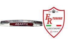 FANALINO/FARO LUCE TARGA POSTERIORE ABARTH FIAT 500 / 600
