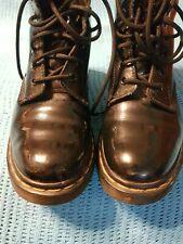 Dr martens size 4 black boots
