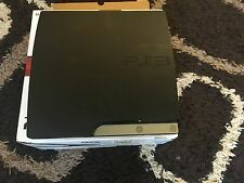 Sony PLAYSTATION 3 SLIM 120 GB Charcoal Black console (CECH - 2003 A)