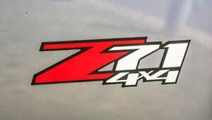 New genuine Holden Colorado / Trailblazer Z71 sticker