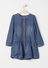 s.Oliver Mädchenkleider aus 100% Baumwolle