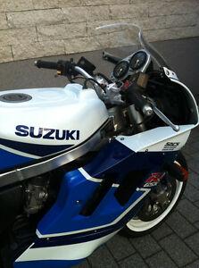 ABM Superbike Lenker Umbau-Kit Suzuki GSX-R 1100 GV73 Baujahr 1990-1992