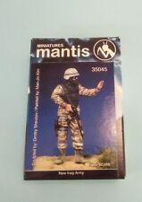 New Iraqi Army 1/35 Mantis Miniatures