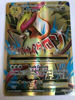 MEGA Pidgeot EX FULL ART ULTRA RARE 105/108 XY Evolutions Pokemon Card HOLO NM