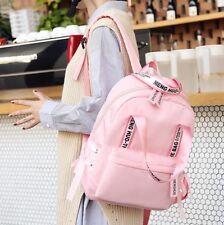 Большой емкости рюкзак женщины опрятный школы сумки для подростков