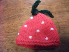 SET OF FOUR KNIT EGG COSIES
