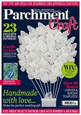 Parchment Craft Magazine - July 2017 issue