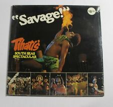 N/A Savage: That's South Seas Spectacular LP Don Over Rec US M SEALED 11D