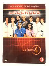 Urgences Saison 4 Coffret DVD