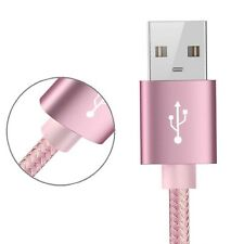 Rose Gold USB Type C 3.1 Sync Charger Cable For Samsung Galaxy A3/A5/A7(2017)