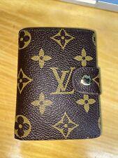 Louis Vuitton Business Card Credit Card Id Holder Wallet