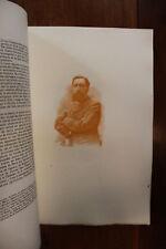 Georges Lecomte Figures Contemporaines Mariani Biographie 1911 1/25 ex Rare