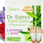 Dr. Entres Detox Foot Pads(90 Pack) Body Patch For Cleansing Toxins Health Care