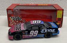 Jeff Burton #99 Exide Batteries 1:24 Scale Diecast / Racing Champions 1996