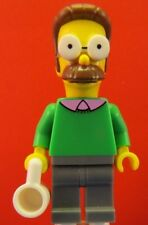 LEGO Collectible Series The Simpsons Ned Flanders sim013 Minifigure colsim-7