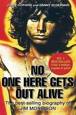 No One Here Gets Out Alive by Danny Sugerman, Jerry Hopkins (Paperback, 2011)