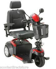 Drive Medical Ventura DLX 3 wheel  (Free Rear Basket, Cup Holder)