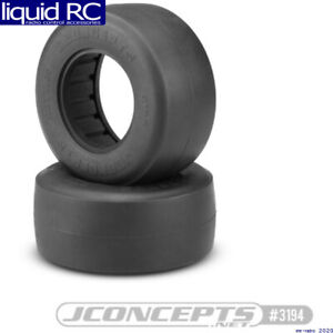 JConcepts 319401B Hotties - SCT F & R tire - blue compound - Belted