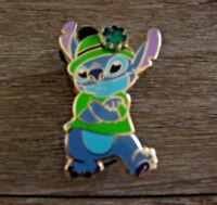 WDI Stitch St. Patrick's Day Hat Derby LE 250 Disney Pin 89432
