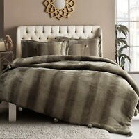 Comforter Set Quilted Bedspread 5 Piece in Luxury Chenille by Stanley Hamilton®