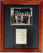 RUGBY LEAGUE AUSTRALIAN KANGAROOS AT LEEDS 1937/1938 ORIGINAL AUTOGRAPHS