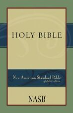 New American Standard Bible by The Lockman Foundaiton