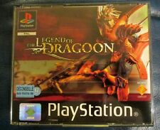 Legend of the Dragoon - Ps1 - PlayStation - 4 discs
