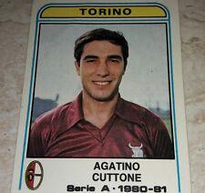 FIGURINA CALCIATORI PANINI 1980/81 TORINO CUTTONE N° 301 ALBUM 1981
