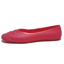 LACOSTE ITHIA JELLY 37 38 NEW60€ beach flats bathing shoes rubber footwear